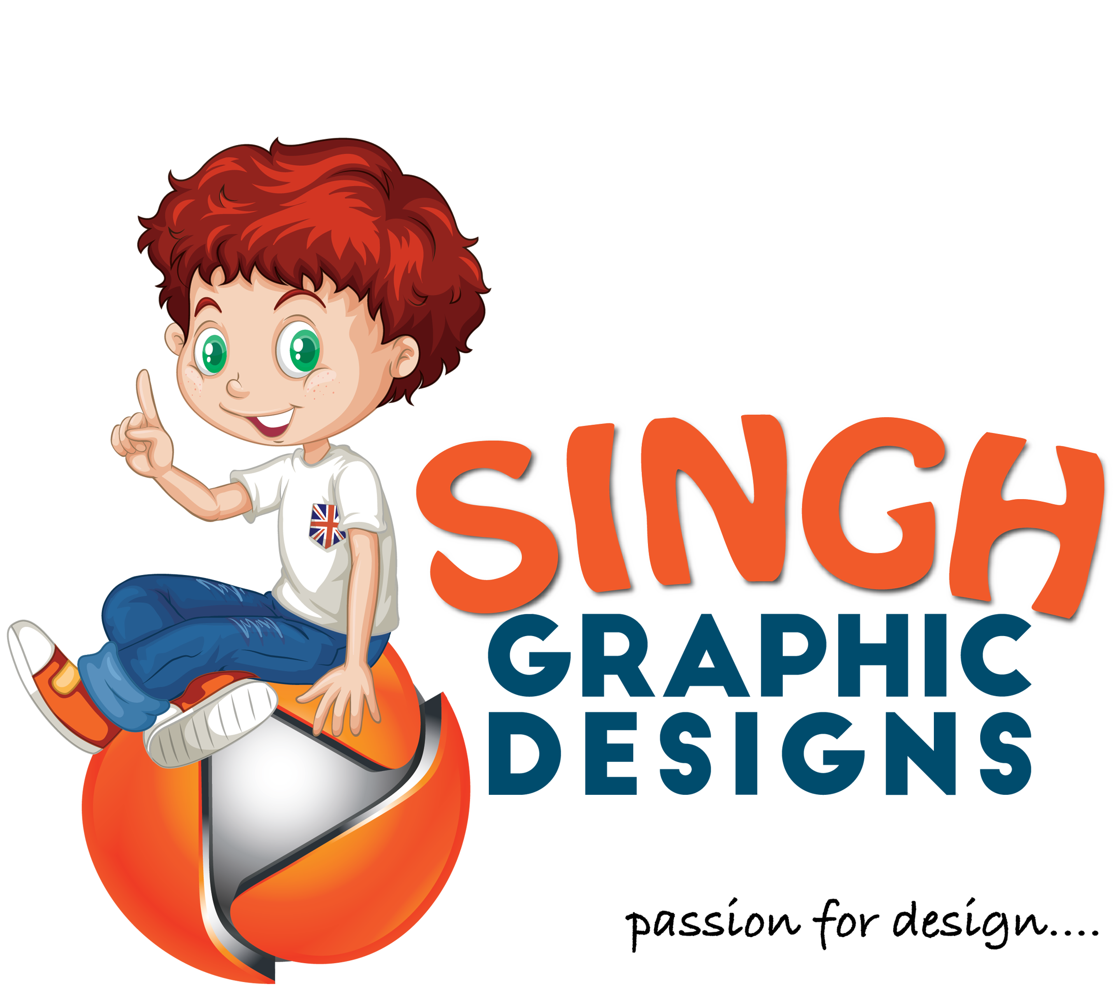 Singh Graphic Designs Perth Logo
